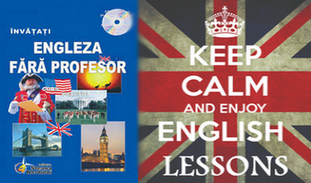 Keep Calm and enjoy english lessons